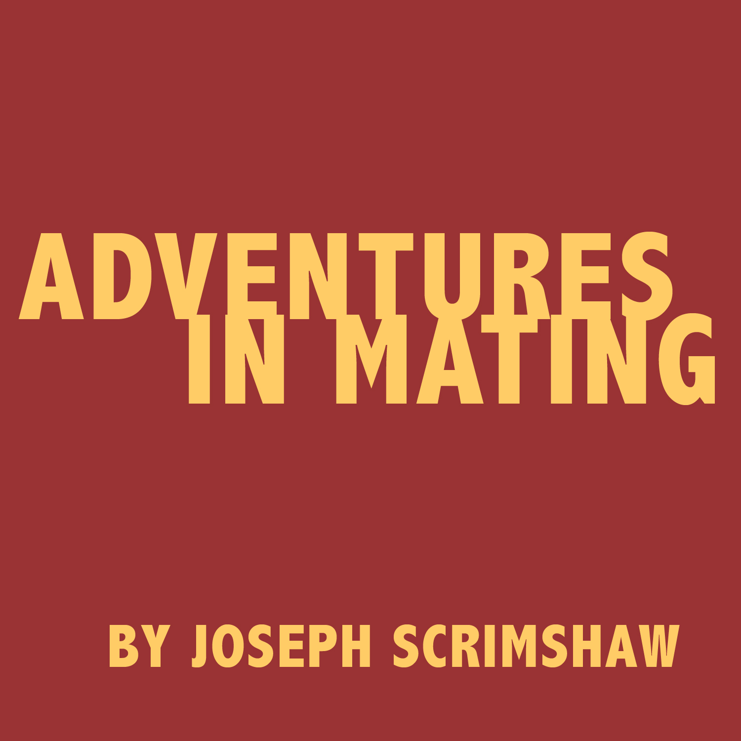 Adventures In Mating PDF
