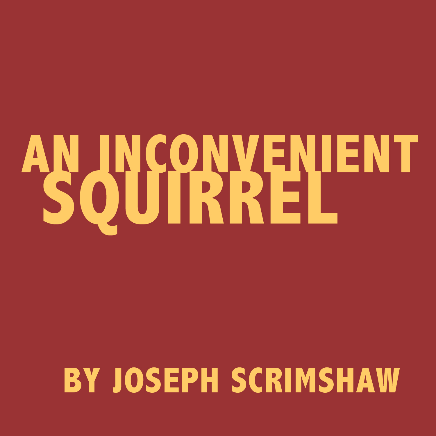 An Inconvenient Squirrel PDF