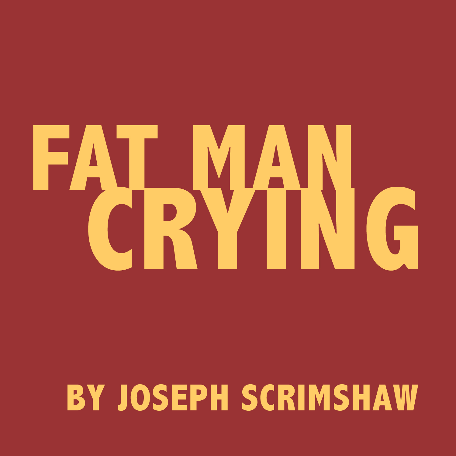 Fat Man Crying PDF