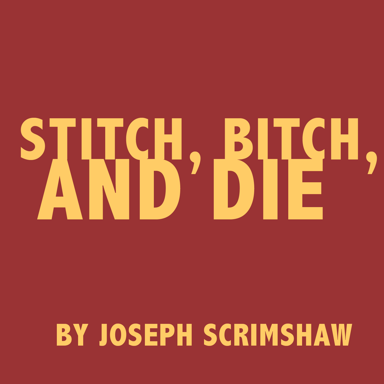 Stitch, Bitch, and Die PDF