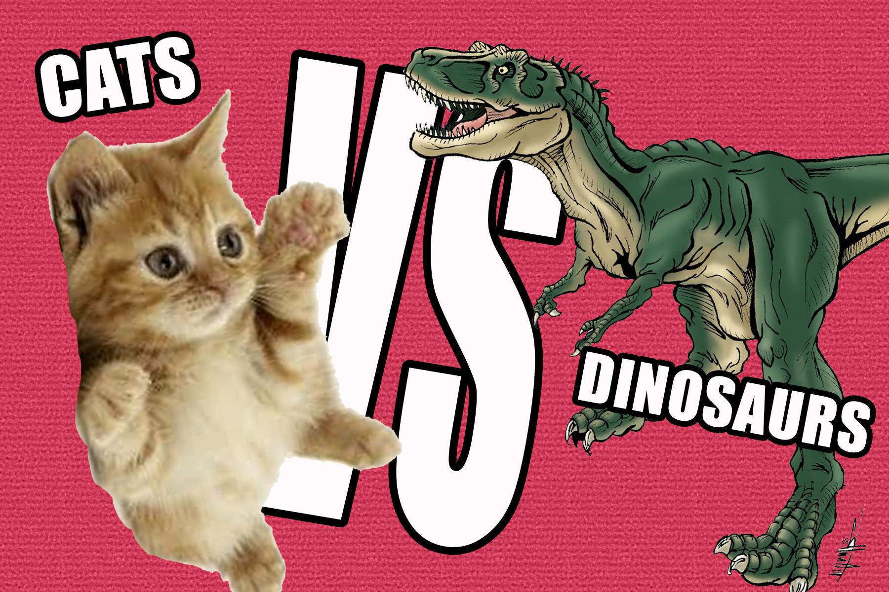 CatsVersusDinosaurs